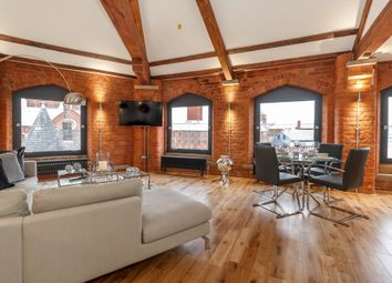 Thumbnail 4 bed flat for sale in Globe House, 30-34 Southall Street, Manchester
