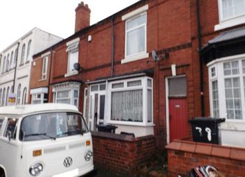 Thumbnail 2 bed terraced house for sale in Park Road, Netherton, Dudley, West Midlands