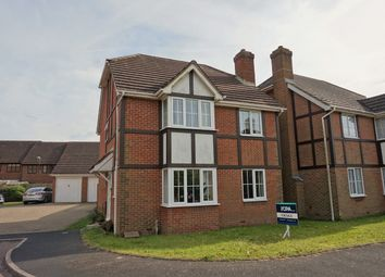 Thumbnail 4 bed detached house for sale in Epsom Close, St. Leonards-On-Sea