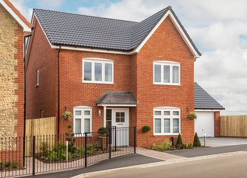 "Thumbnail 4 bed detached house for sale in ""The Juniper"" at Drake Grove, Burndell Road, Yapton, Arundel"