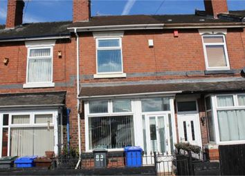 Thumbnail 2 bed terraced house for sale in Duke Street, Stoke-On-Trent, Staffordshire