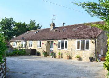 Thumbnail 4 bed detached bungalow for sale in Stalbridge, Dorset