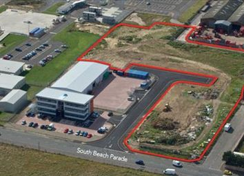 Thumbnail Land for sale in South Denes Business Park, South Beach Parade, Great Yarmouth