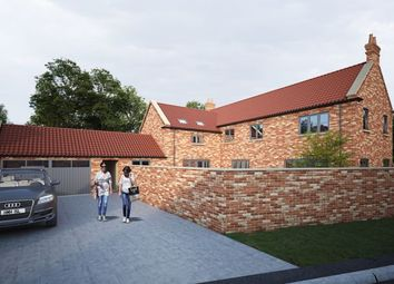 Thumbnail 5 bed detached house for sale in Plot 1, Plum Tree Rise, North Leverton, Retford