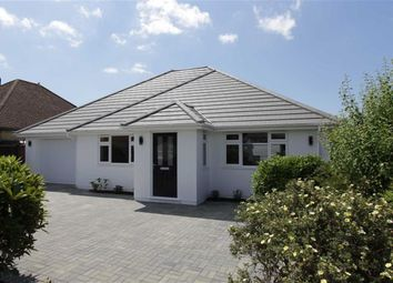 Thumbnail 3 bed bungalow for sale in Fairfield Road, Barton On Sea, New Milton