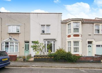 Thumbnail 3 bed terraced house for sale in Gadshill Road, Eastville, Bristol