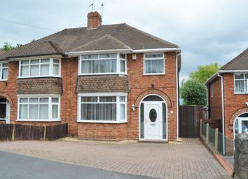 Thumbnail 3 bed semi-detached house for sale in Masefield Avenue, Dudley