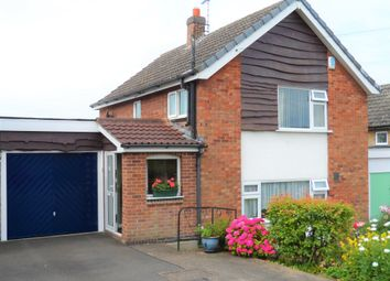 Thumbnail 3 bed detached house for sale in Yew Tree Lane, Gedling, Nottingham