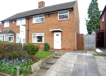 Thumbnail 3 bedroom semi-detached house to rent in Staple Lodge Road, Northfield, Birmingham