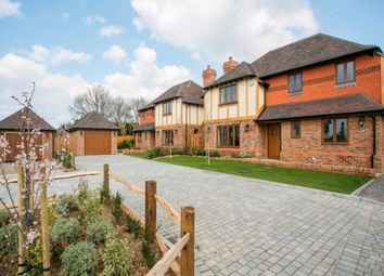 Thumbnail 4 bed detached house for sale in Plantation Lane, Bearsted, Maidstone