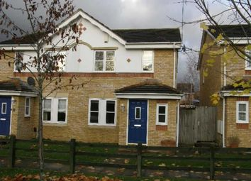 Thumbnail 3 bed semi-detached house to rent in Gill Close, Watford, Herts