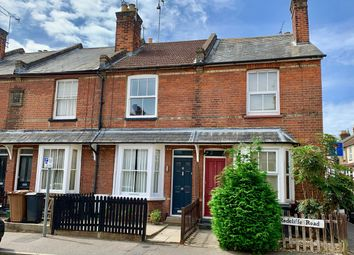 Thumbnail 2 bed terraced house for sale in Redcliffe Road, Old Moulsham, Chelmsford
