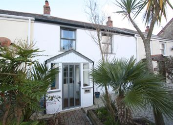 Thumbnail 2 bed terraced house to rent in School Road, Summercourt, Newquay