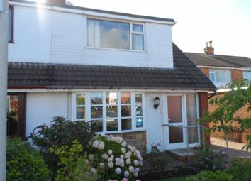 Thumbnail 3 bed bungalow for sale in Bexley Avenue, Blackpool