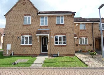 Thumbnail 2 bed terraced house for sale in Rockingham Crescent, Laceby Acres, Grimsby