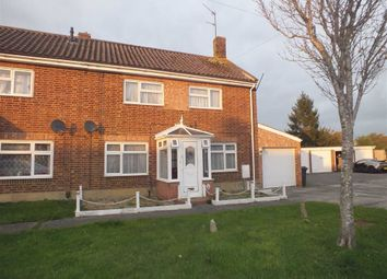 Thumbnail 3 bed end terrace house for sale in Oldfield Park, Westbury, Wiltshire