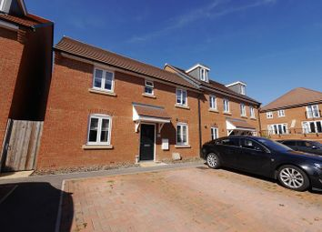 Thumbnail 3 bed semi-detached house for sale in Barn Owl Way, Didcot