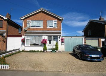 Thumbnail 3 bed link-detached house for sale in Penfold Drive, Countesthorpe, Leicester