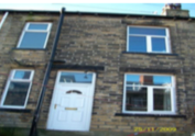 Thumbnail 2 bed terraced house to rent in Barmby Street, Wyke, Bradford