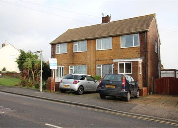 Thumbnail 3 bed semi-detached house for sale in Harley Shute Road, St Leonards-On-Sea, East Sussex