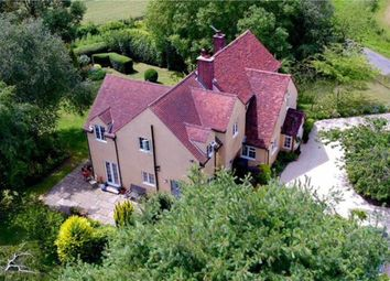 Thumbnail 4 bed detached house for sale in Crows Green, Bardfield Saling, Braintree