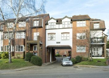 Thumbnail 1 bed flat for sale in Alexandra Lodge, Monument Hill, Weybridge, Surrey