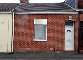 Thumbnail 2 bed cottage to rent in Exeter Street, Pallion