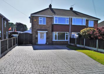 Thumbnail 3 bed semi-detached house for sale in Fulford Avenue, Retford