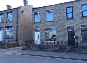 Thumbnail 3 bed end terrace house to rent in Longfield Road, Heckmondwike, West Yorkshire