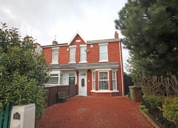 Thumbnail 3 bed semi-detached house for sale in Bedford Road, Birkdale, Southport
