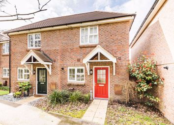 Thumbnail 2 bedroom semi-detached house for sale in Clay Lane, Chichester
