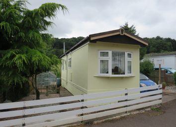 Thumbnail 1 bedroom mobile/park home for sale in Beechdown Park, Totnes Road, Paignton
