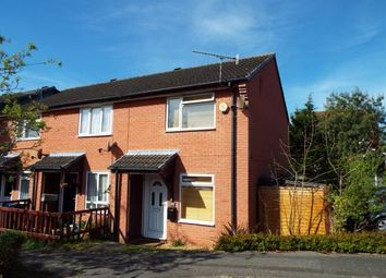 Thumbnail 2 bedroom end terrace house for sale in Hooke Close, Canford Heath, Poole