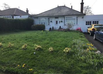 Thumbnail 4 bed bungalow to rent in Yardley Fields Road, Stechford, Birmingham