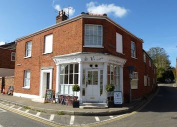 Thumbnail 2 bed flat for sale in Station Road, Reepham, Norwich, Norfolk