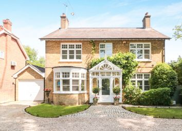 Thumbnail 4 bed detached house for sale in Stondon Road, Ongar