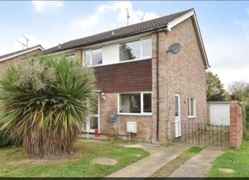 Thumbnail 3 bed detached house to rent in Haddon Road, Maidenhead