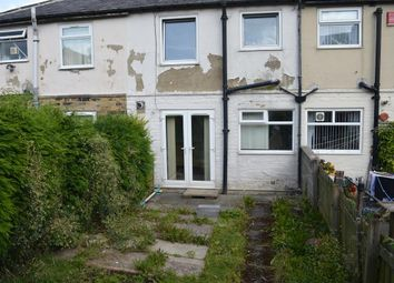 Thumbnail 3 bed terraced house for sale in Gibraltar Road, Halifax