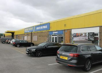 Thumbnail Light industrial for sale in Rotterdam Road, Sutton Fields Industrial Estate, Hull
