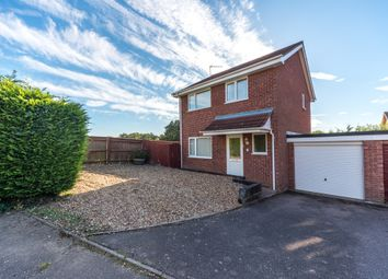 Thumbnail 3 bed link-detached house for sale in Mountbatten Road, Bungay