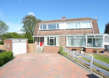 Thumbnail 3 bed semi-detached house for sale in Abernethy, Ouston, Chester Le Street
