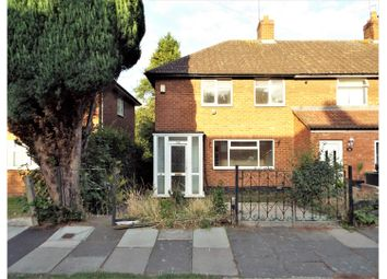 Thumbnail 3 bedroom semi-detached house for sale in Tenby Road, Birmingham