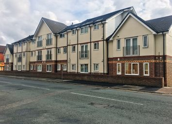Thumbnail 2 bed flat for sale in Poulton Road, Wallasey