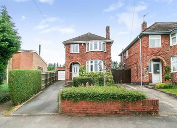 Thumbnail 3 bed detached house for sale in Fielding Road, Birstall, Leicester
