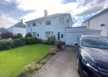 Thumbnail 3 bed semi-detached house for sale in Holywell Crescent, Abergavenny