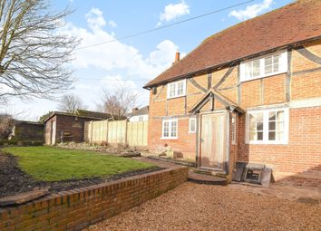 Thumbnail 2 bed cottage to rent in Church Street, Upton Grey, Basingstoke