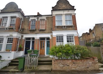 Thumbnail 2 bed flat to rent in Eversley Road, London