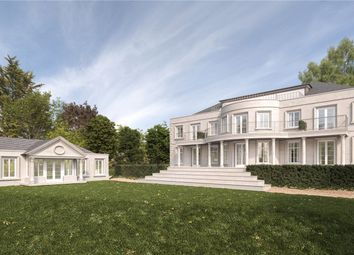 Thumbnail 7 bed detached house for sale in Lincombe Lane, Boars Hill, Oxford