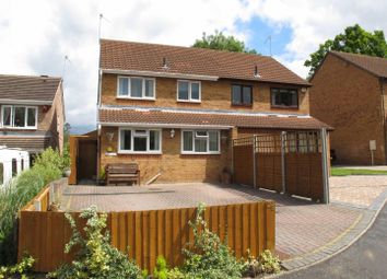 Thumbnail 3 bed semi-detached house to rent in Coppice Close, Droitwich
