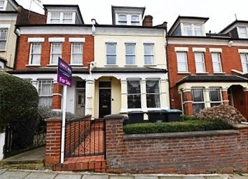 Thumbnail 5 bed terraced house for sale in Glebe Road, Crouch End